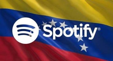 Comprar Spotify en Venezuela