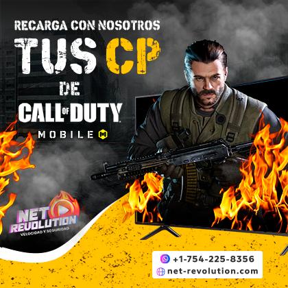 Recargar COD Mobile en Venezuela