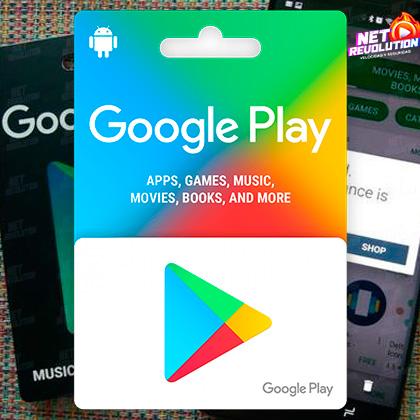 Gift Card Google Play Venezuela