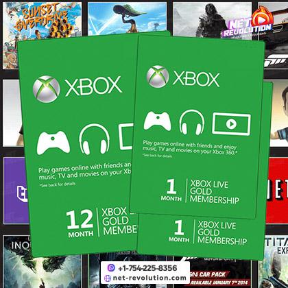 Comprar Xbox Live Gold en Venezuela